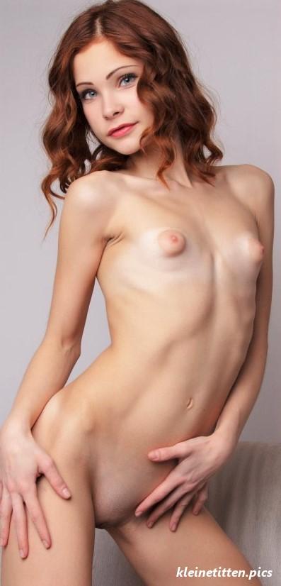 Süße kleine brüste