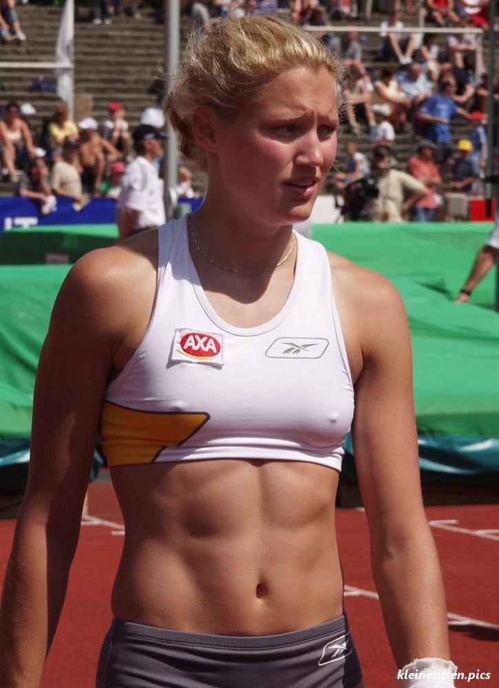 Sport Titten